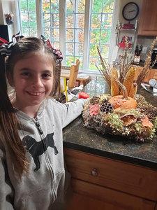 Sat Nov 13 Kid's Class: Thanksgiving Centerpiece